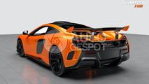 McLaren 688 HS render (not confirmed)
