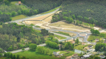 2016 24 Hours of Le Mans Track Changes
