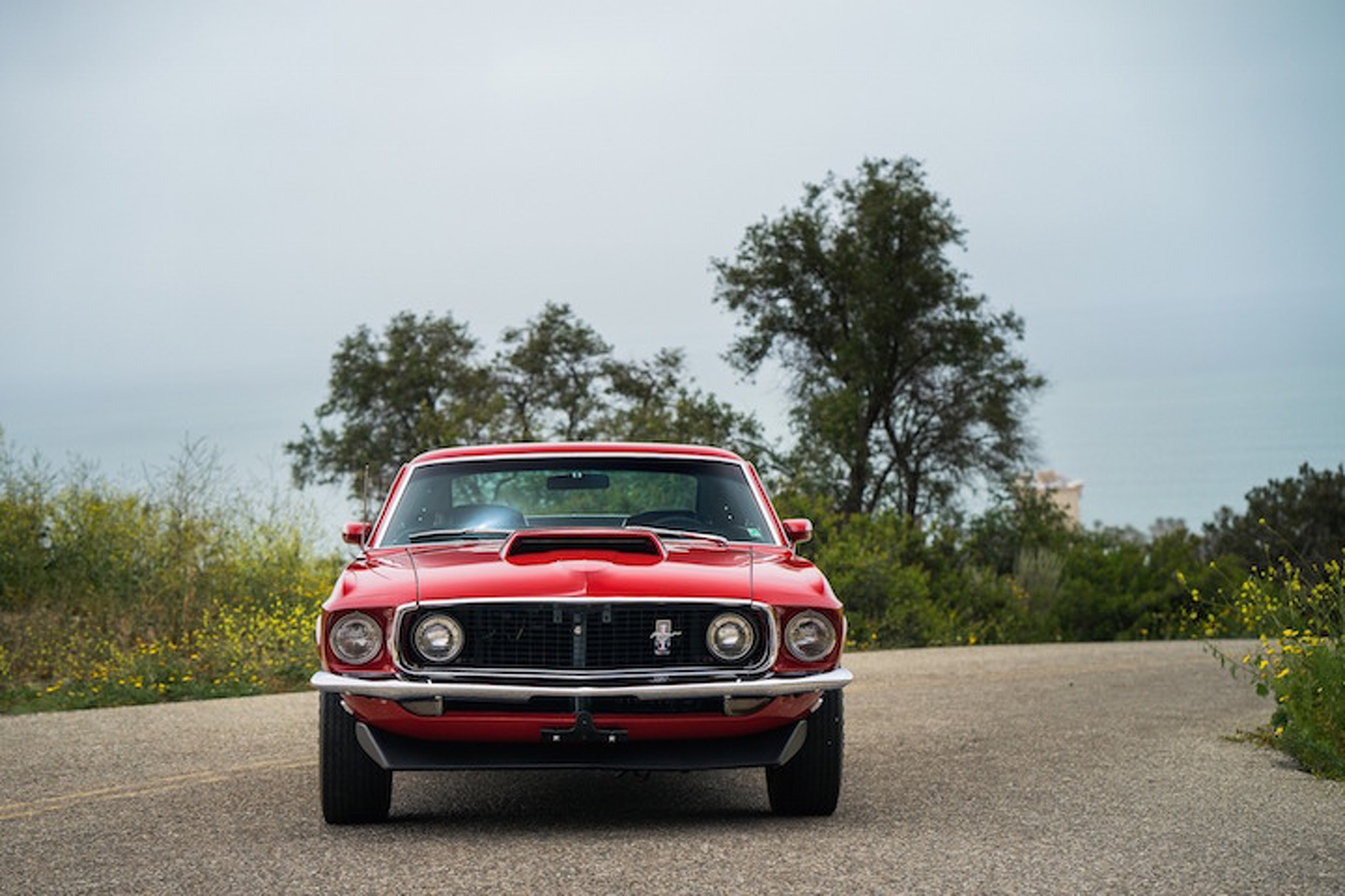 1969 Ford Mustang Boss 429 Ready to Turn Heads at Auction