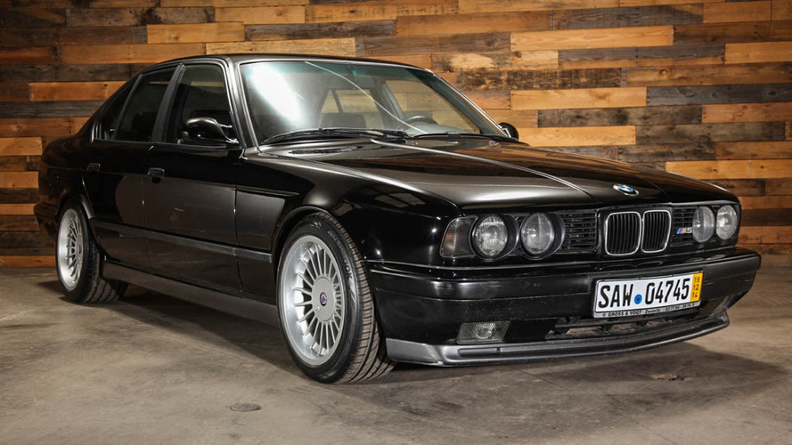 This Euro-Spec 1991 BMW M5 is Clean, Mean, and on eBay