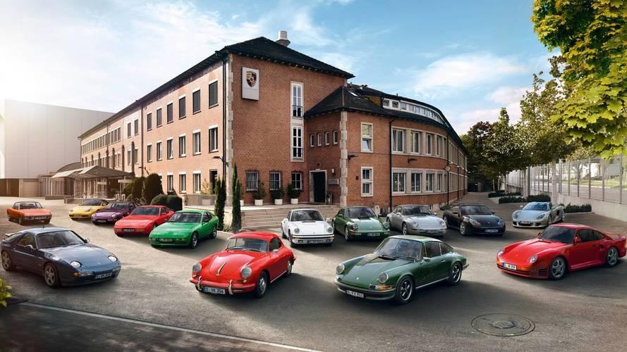 Con esta aplicación, tu Porsche clásico estará más seguro