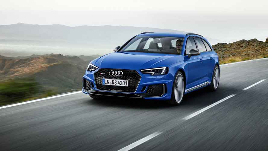 Nouvelle Audi RS 4 - Le plus virulent des breaks !