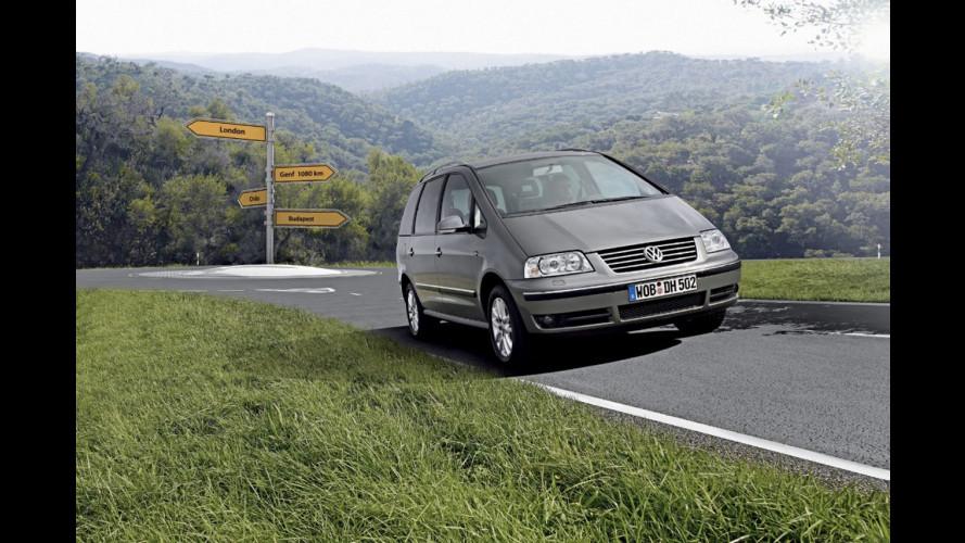 Volkswagen Touran e Sharan BlueMotion