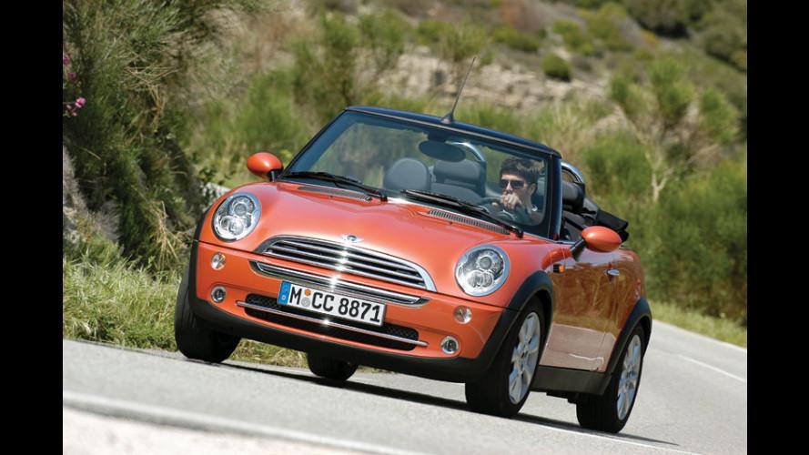 Mini Cooper Cabrio - Il cielo in una Mini