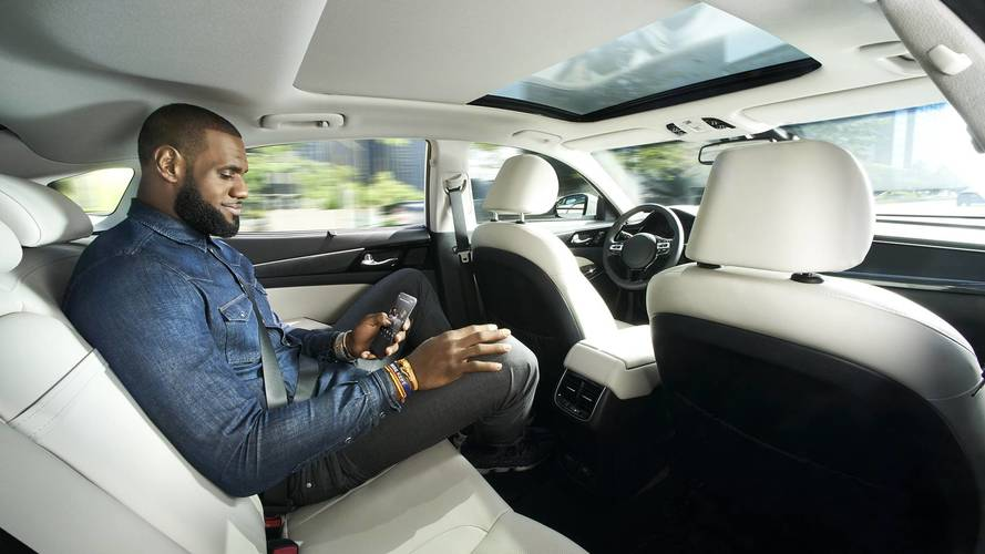 Intel Taps Lebron James To Promote Trust In Autonomous Cars