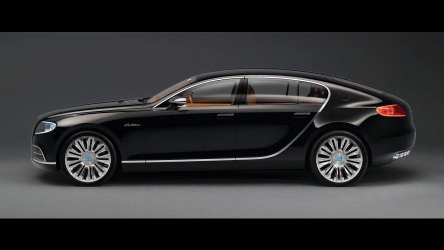 Novità per la Bugatti Galibier