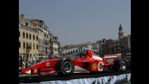 Una Ferrari a Venezia