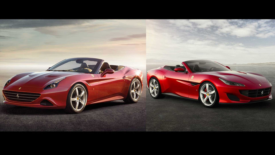 Ferrari Portofino revealed - 600hp