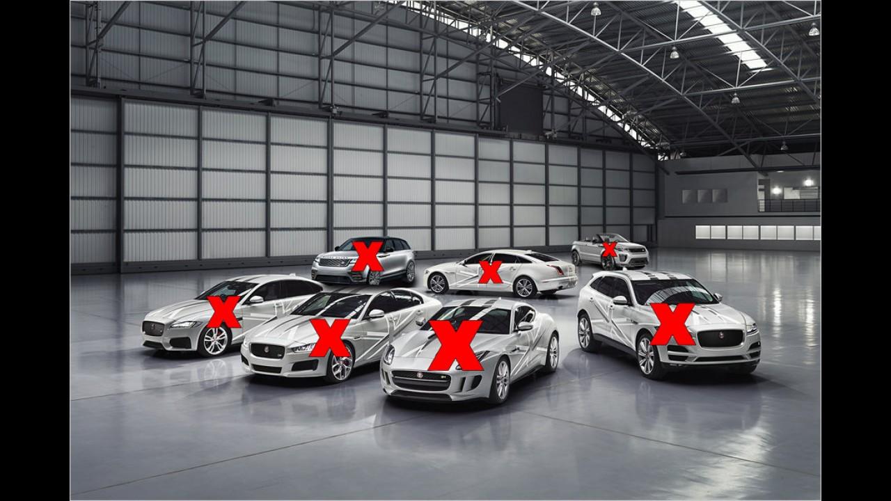 Jaguar Land Rover aktuell