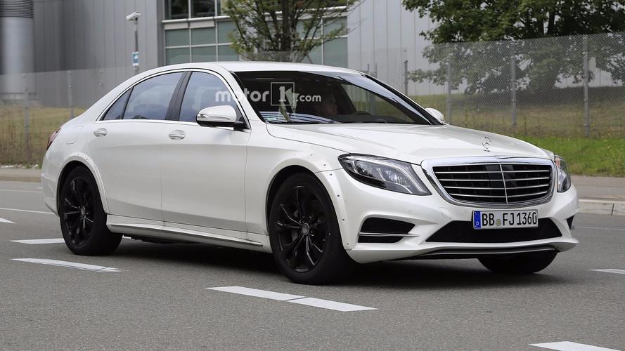 Yoksa bu 2020 Mercedes S Serisi mi?