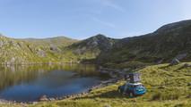Mini Countryman Camping