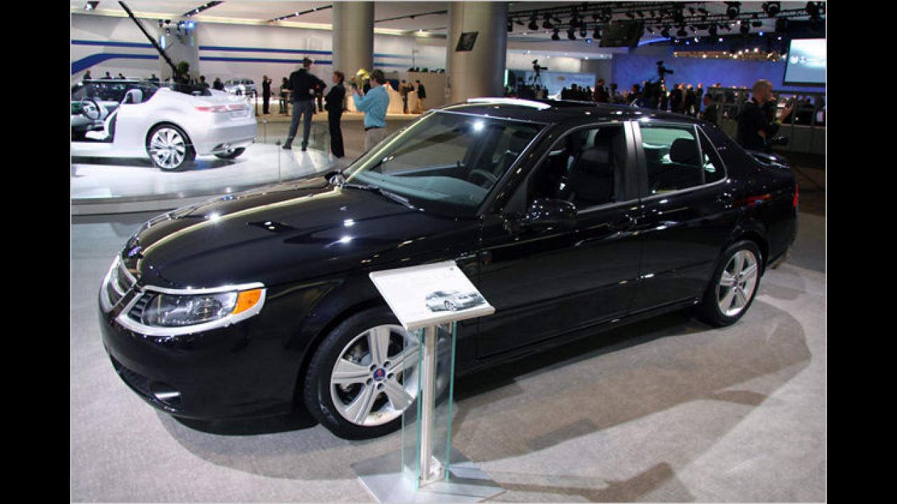 Saab 9-5 Griffin Edition