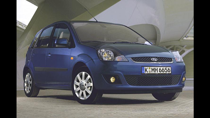 Ford editiert: Sondermodelle von Fiesta und Fusion kommen