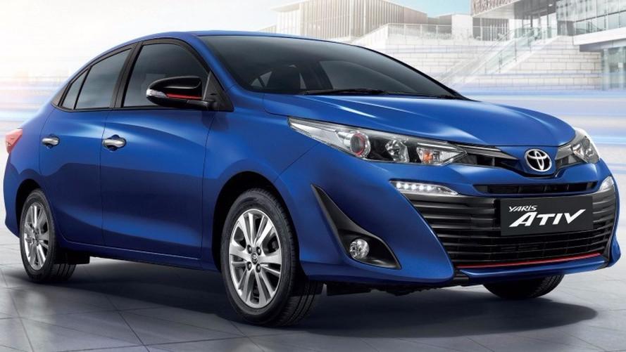 Toyota lança Yaris Ativ na Tailândia. Seria este o futuro nacional?
