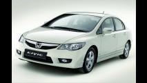 Honda setzt auf Öko-Autos