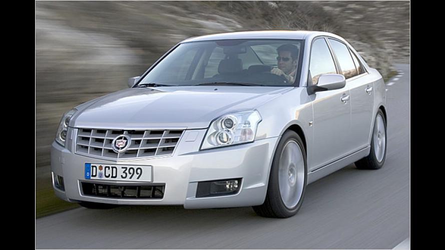 Cadillac bringt Sportvariante der Mittelklasselimousine BLS