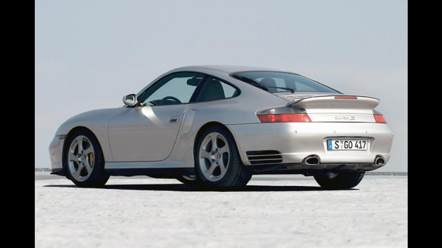 Porsche 911 Turbo S: Super-Sportler als Coupé und Cabrio