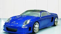 9ff GT9 based on Porsche 911 Turbo