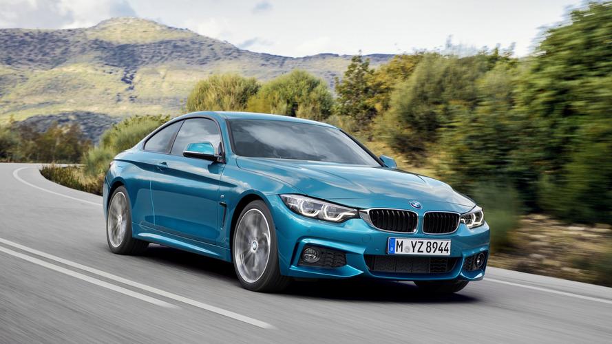PHOTOS - La BMW Série 4 se refait une beauté