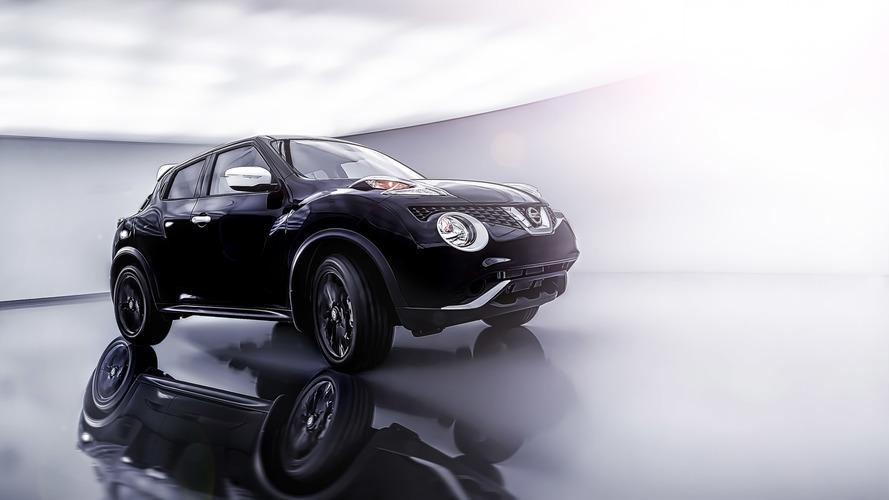 2017 Nissan Juke sınırlı sayıda Black Pearl Edition ile geliyor