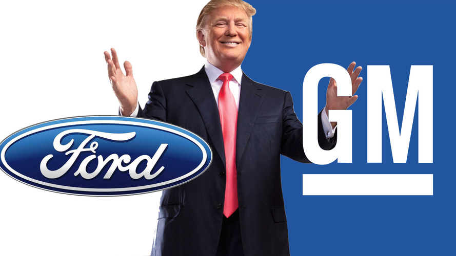 Relembre cinco polêmicas envolvendo Trump e a indústria automotiva