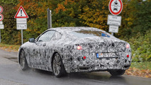 Possible 2018 BMW 6 Series Coupe spy photo