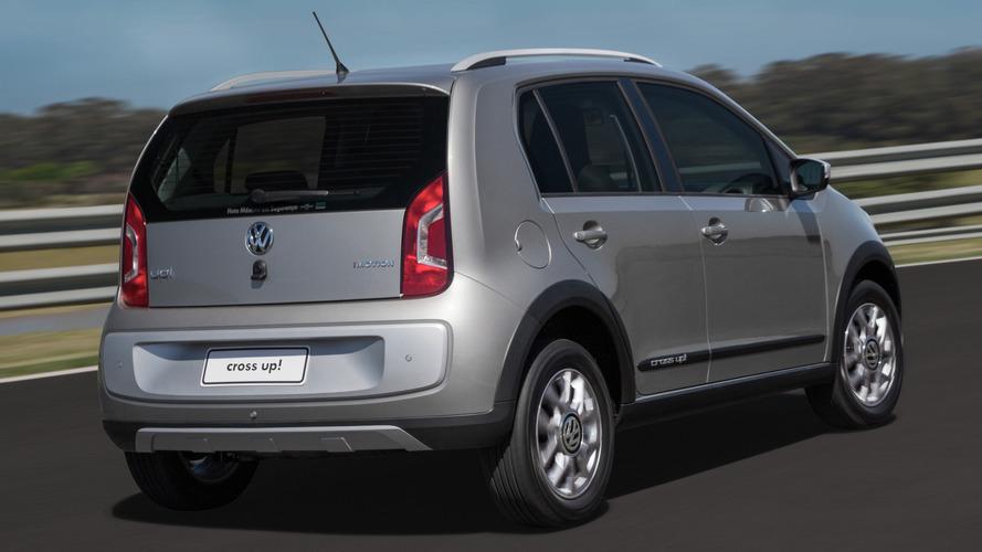 Volkswagen up! Recall