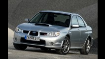 Ainda os airbags da Takata: Subaru convoca Impreza WRX para recall no Brasil