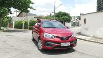 Toyota Etios X - Vídeo