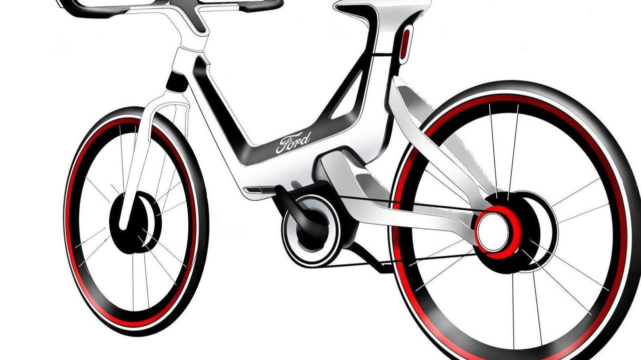 Ford E-Bike Concept 21.09.2011