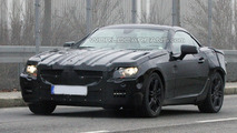Next Generation Mercedes SLK Prototype