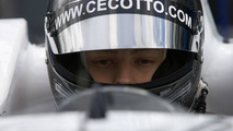 Johnny Cecotto Jr. (VEN), HBR Motorsport Dallara F308 Mercedes - F3 Euro Series 2009 at Lausitzring, 29.05.2009 Klettwitz, Germany