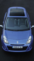 New Renault Clio facelift 2010