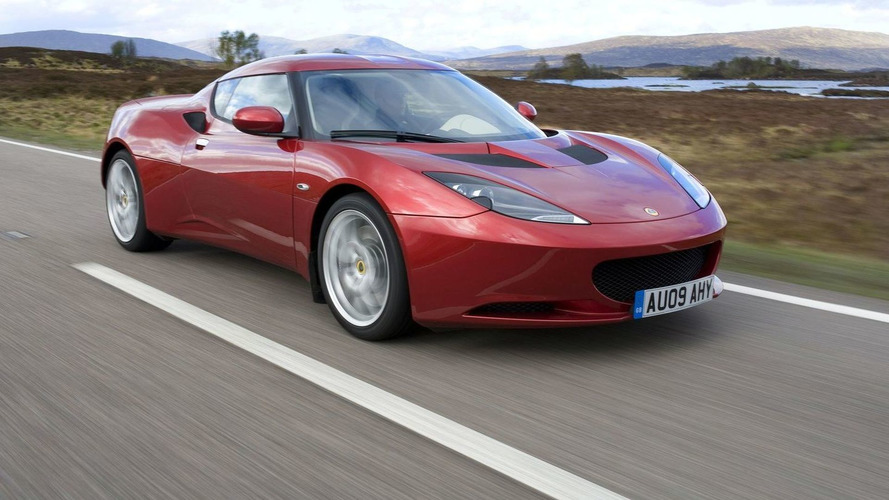 Lotus Evora facelift reportedly coming to Geneva