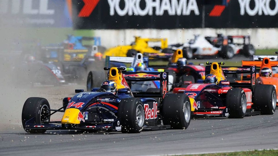 December 'young driver' test lineup takes shape