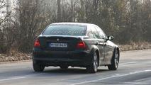 2012 BMW 3 Series mule spy photo