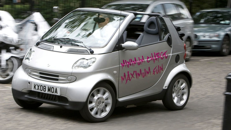 Daimler Launch Smart Electric Drive in Limited Numbers