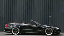 Mercedes SL 500 by Inden Design