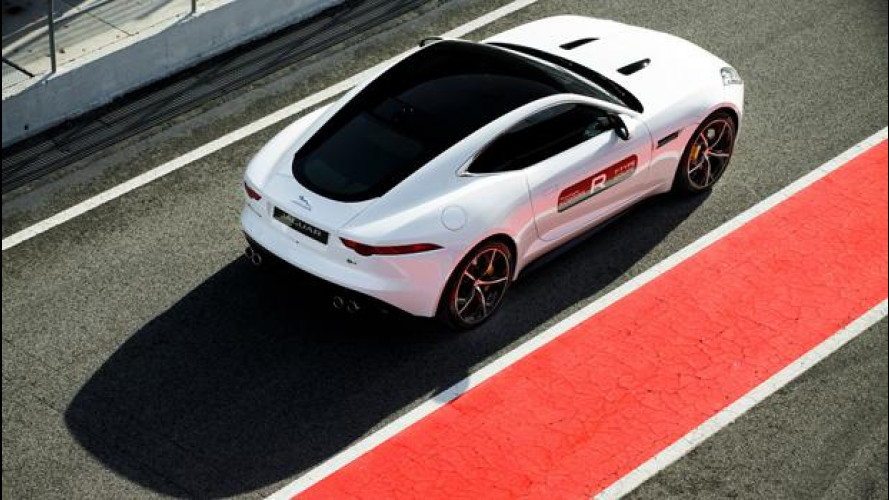 "Jaguar F-Type Coupé R, un ""mostro"