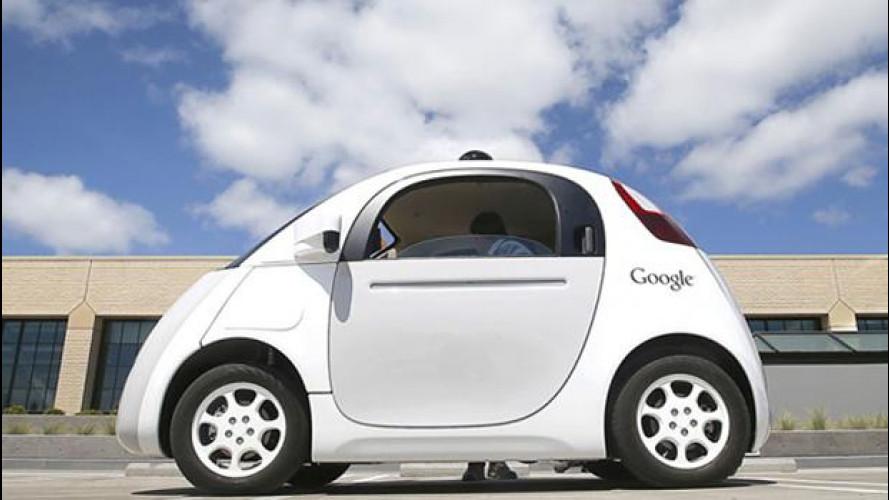Guida autonoma, Google critica la legge proposta in California