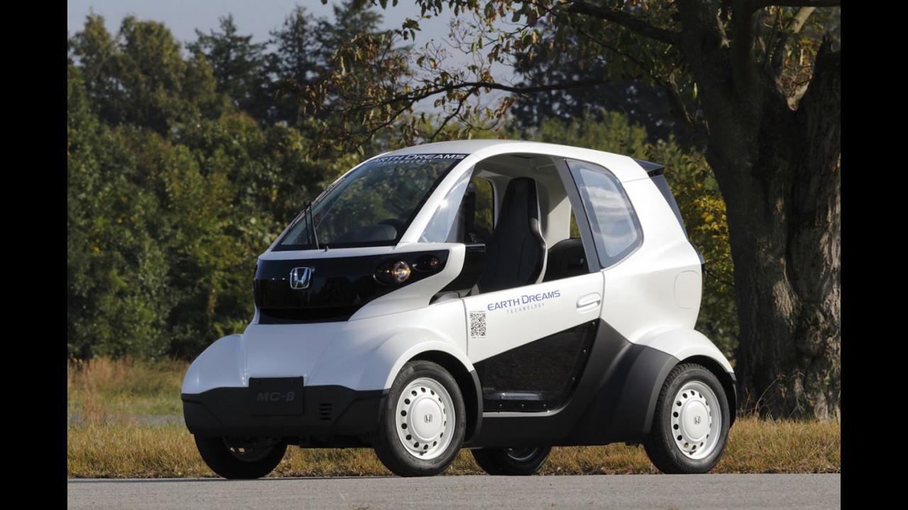 Honda MC-β concept