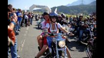 Jeep e Harley all'European Bike Week 2015