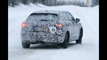 Audi Q2, le foto spia