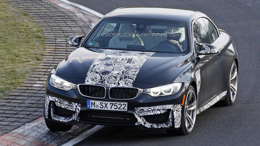 BMW M5 30th anniversary special edition and M4 Convertible heading to Goodwood - report