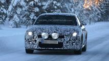 2014 Audi TT spy photo