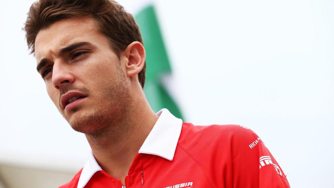 Jules Bianchi 25.07.2013 Hungarian Grand Prix