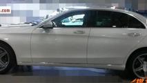 Mercedes-Benz C-Class L spy photo