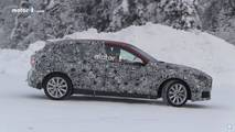 BMW 1 Series Spied