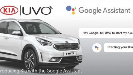 Kia UVO Agent, l'auto a portata di voce