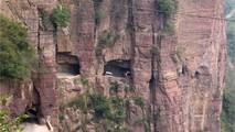 4.- Túnel de Guoliang (China)